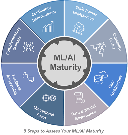 8 Steps to Assess Your ML/AI Maturity